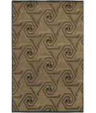 RugStudio presents Rugstudio Sample Sale 8539R Camel Hand-Knotted, Better Quality Area Rug