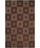 RugStudio presents Surya Indus Valley IND-86 Chocolate Hand-Knotted, Good Quality Area Rug