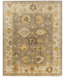 RugStudio presents Surya Istanbul IST-1000 Gray Hand-Knotted, Good Quality Area Rug