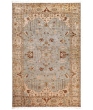 RugStudio presents Surya Adana IT-1013 Light Gray Hand-Knotted, Better Quality Area Rug