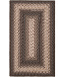 RugStudio presents Surya Jamestown JAM-4301 Coffee Bean Braided Area Rug