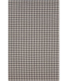 RugStudio presents Surya Jigsaw JIG-1000 Charcoal Flat-Woven Area Rug