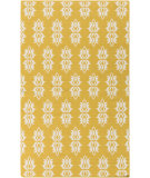 RugStudio presents Surya Juniper JNP-5038 Gold Flat-Woven Area Rug