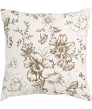 RugStudio presents Surya Pillows JS-001 Ivory/Olive
