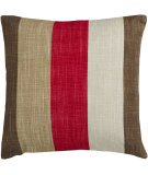 RugStudio presents Surya Pillows JS-012 Olive/Cherry