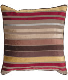 RugStudio presents Surya Pillows JS-023 Taupe/Multi