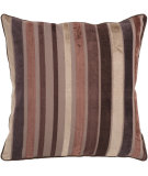 RugStudio presents Surya Pillows JS-025 Taupe/Mocha