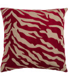 RugStudio presents Surya Pillows JS-026 Burgundy/Olive