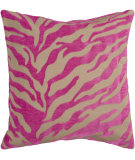 RugStudio presents Surya Pillows JS-027 Magenta/Olive