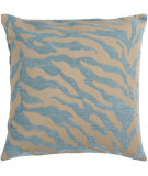 RugStudio presents Surya Pillows JS-030 Teal/Olive