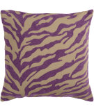 RugStudio presents Surya Pillows JS-031 Violet/Olive