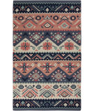 RugStudio presents Surya Jewel Tone JT-2054 Midnight Blue Woven Area Rug