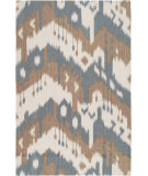 RugStudio presents Surya Jewel Tone Jt-239 Slate Blue Woven Area Rug
