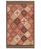 RugStudio presents Surya Jewel Tone Ii JTII-2048 Carnelian Woven Area Rug