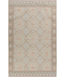 RugStudio presents Surya Jewel Tone Ii JTII-2052 Neutral / Blue / Green Area Rug