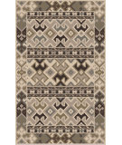 RugStudio presents Surya Jewel Tone Ii JTII-2055 Ivory / Gray Flat-Woven Area Rug