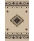 RugStudio presents Surya Jewel Tone Ii JTII-2058 Neutral / Green Area Rug