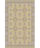 RugStudio presents Surya Jewel Tone Ii JTII-2061 Gold Flat-Woven Area Rug