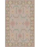 RugStudio presents Surya Jewel Tone Ii JTII-2062 Neutral / Green / Violet (purple) Area Rug