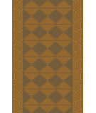 RugStudio presents Surya Jewel Tone Ii JTII-2066 Gold Flat-Woven Area Rug
