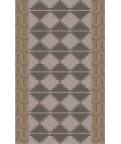RugStudio presents Surya Jewel Tone Ii JTII-2067 Light Gray Flat-Woven Area Rug
