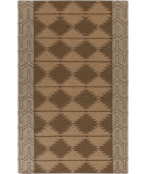 RugStudio presents Surya Jewel Tone Ii JTII-2068 Mocha Flat-Woven Area Rug