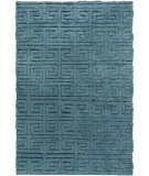 RugStudio presents Surya Kabru KAB-8000 Teal Woven Area Rug