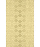 RugStudio presents Surya Kabru KAB-8002 Yellow Woven Area Rug