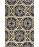 RugStudio presents Surya Kaleidoscope KAL-8003 Bone Hand-Knotted, Good Quality Area Rug