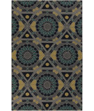 RugStudio presents Surya Kaleidoscope KAL-8005 Flint Gray Hand-Knotted, Good Quality Area Rug