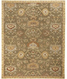 RugStudio presents Surya Kensington KEN-1039 Caper Green Hand-Tufted, Good Quality Area Rug