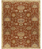 RugStudio presents Surya Kensington KEN-1041 Burnt Orange Hand-Tufted, Good Quality Area Rug