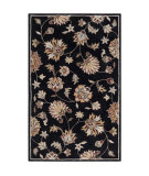 RugStudio presents Surya Kingston KGT-2002 Black Olive Hand-Tufted, Best Quality Area Rug
