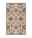 RugStudio presents Surya Kingston KGT-2003 Putty Hand-Tufted, Best Quality Area Rug