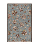 RugStudio presents Surya Kingston KGT-2005 Foggy Blue Hand-Tufted, Best Quality Area Rug