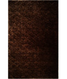 RugStudio presents Surya Kinetic KNT-3002 Dark Chocolate Hand-Tufted, Good Quality Area Rug