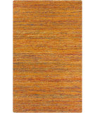 RugStudio presents Surya Kota Kot-7006 Burnt Orange Woven Area Rug