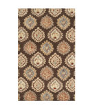 RugStudio presents Rugstudio Sample Sale 65645R Espresso Hand-Tufted, Good Quality Area Rug