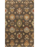 RugStudio presents Surya Langley LAG-1019 Olive / Green / Red / Orange / Blue Hand-Tufted, Good Quality Area Rug