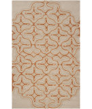 RugStudio presents Surya Labrinth Lbr-1012 Raw Sienna Hand-Hooked Area Rug
