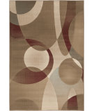 RugStudio presents Surya Lenoir Len-2418 Sienna Machine Woven, Good Quality Area Rug