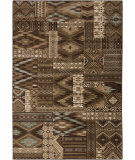 RugStudio presents Surya Lenoir Len-2438 Mossy Gold Machine Woven, Good Quality Area Rug