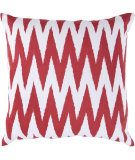 RugStudio presents Surya Pillows LG-521 Cherry/Ivory
