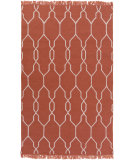 RugStudio presents Surya Lagoon Lgo-2005 Rust Flat-Woven Area Rug