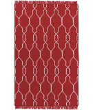 RugStudio presents Surya Lagoon Lgo-2006 Cherry Flat-Woven Area Rug