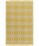 RugStudio presents Surya Lagoon Lgo-2011 Gold Woven Area Rug
