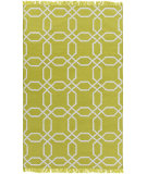 RugStudio presents Surya Lagoon Lgo-2014 Lime Woven Area Rug