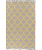 RugStudio presents Surya Lagoon Lgo-2023 Yellow Flat-Woven Area Rug