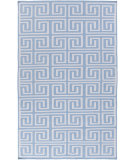 RugStudio presents Surya Lagoon Lgo-2031 Blue Flat-Woven Area Rug