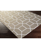 RugStudio presents Surya Lagoon Lgo-2048 Charcoal Flat-Woven Area Rug